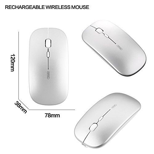 souris sans fil rechargeable Inphic